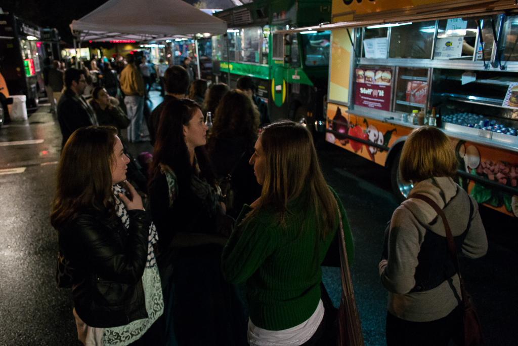 For those on a budget, spend an evening with the Fullerton food trucks