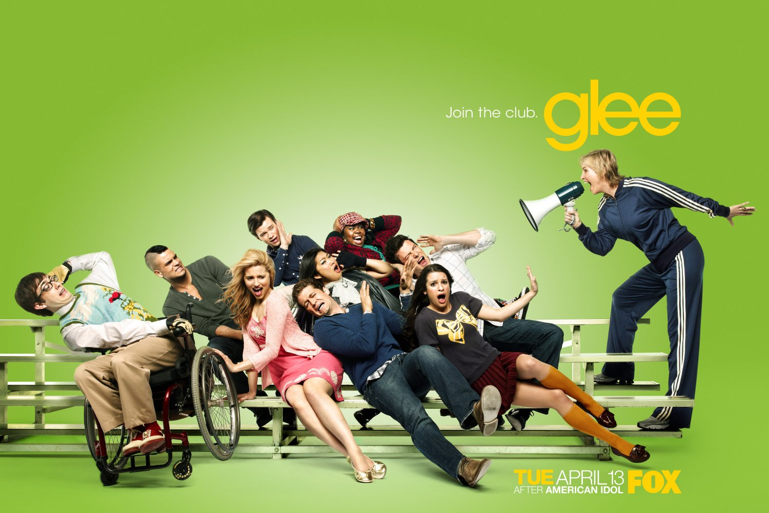 "A call to abandon ""Glee"""