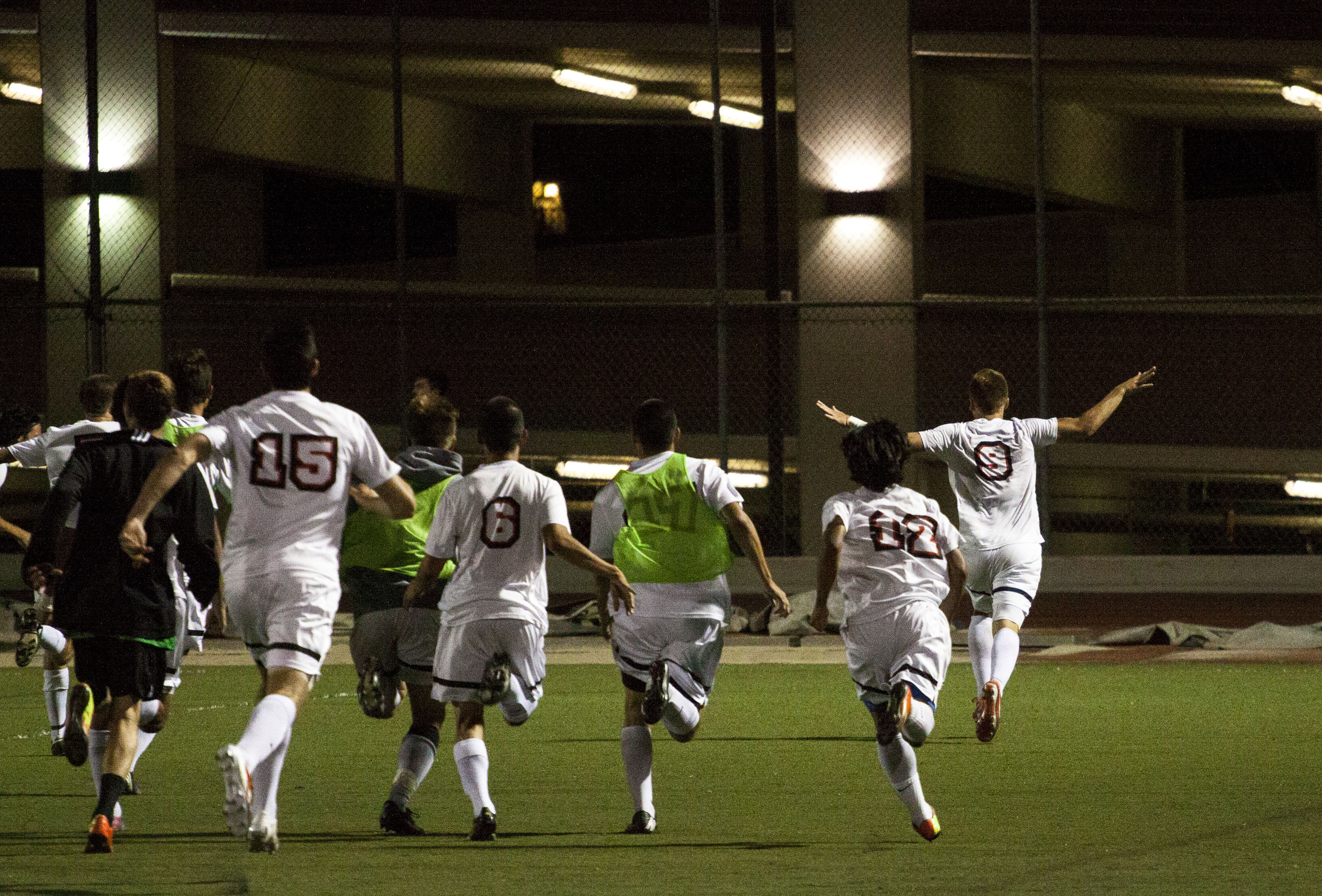 Eagles win overtime thriller against APU
