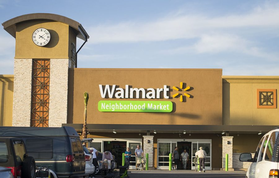 Walmart Neighborhood Market, located right off of the corner of Imperial Highway and La Mirada boulevard, opened on November 6 and adds more grocery shopping options to La Mirada. | Ashleigh Fox/THE CHIMES