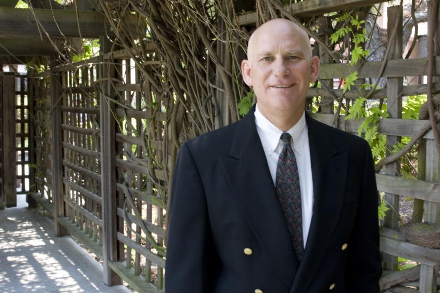 Gary Linblad is the new dean for the Crowell School of Business. He will begin duties in July. | Courtesy of Gary Linblad