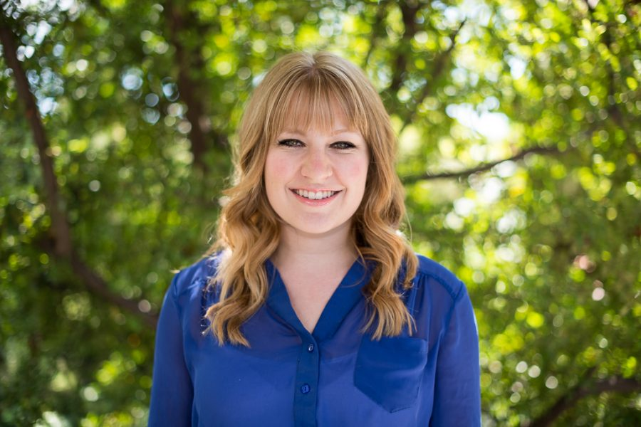 Talbot student Sarah Schwartz will be one of the speakers at Biola's REDtalk, speaking on the subject of Faith and Feminism. | Olivia Blinn/THE CHIMES