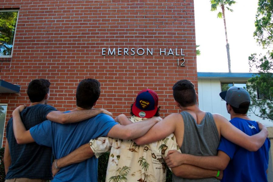Men of Emerson reflect on the time they spent in the soon to be retired dorm. | Melanie Kim/THE CHIMES