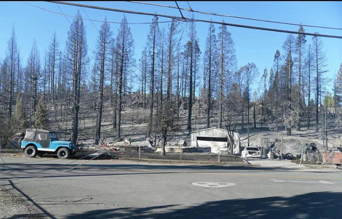 Boles fire devastates community