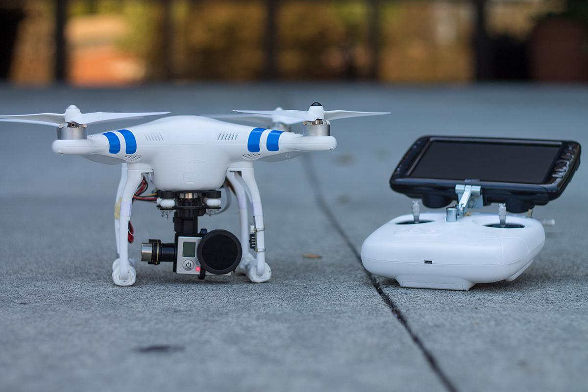 AS drone purchase shot down by risk management