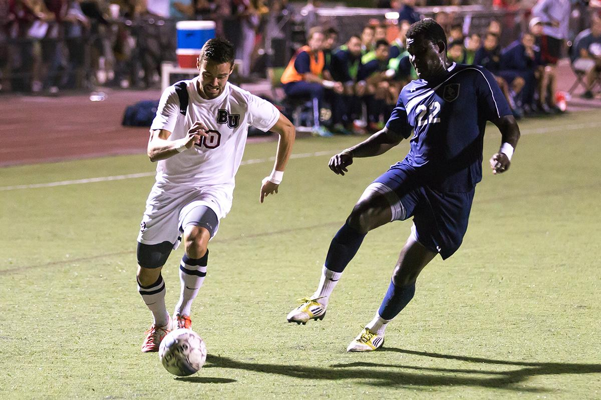 Eagles fly past Corban
