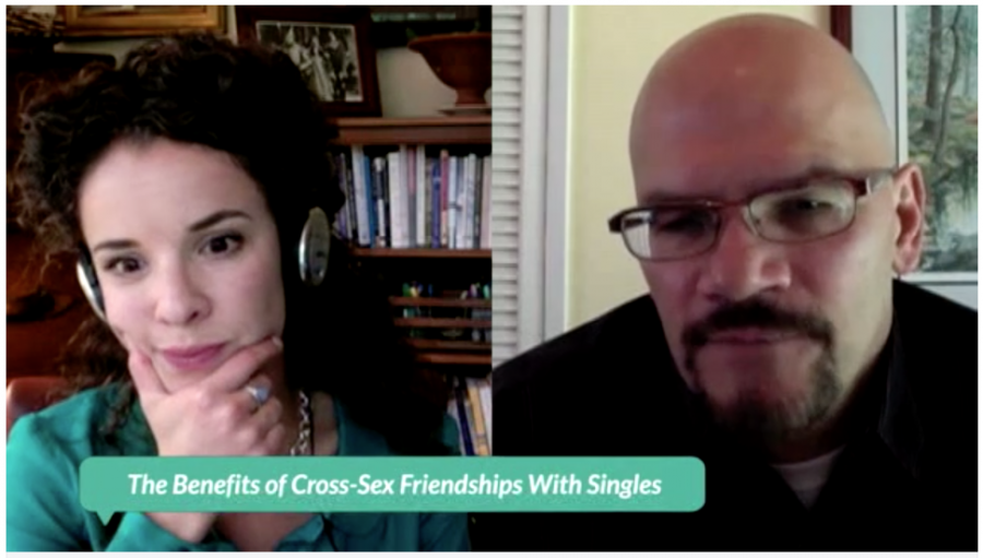Professor Tim Muehlhoff and Jonalyn Fincher continue the cross gender relationships discussion and the importance of separating romantic relationships from friendships is clarified.