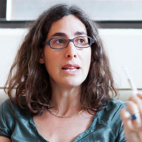 Sarah Koenig hosts thepodcast titled