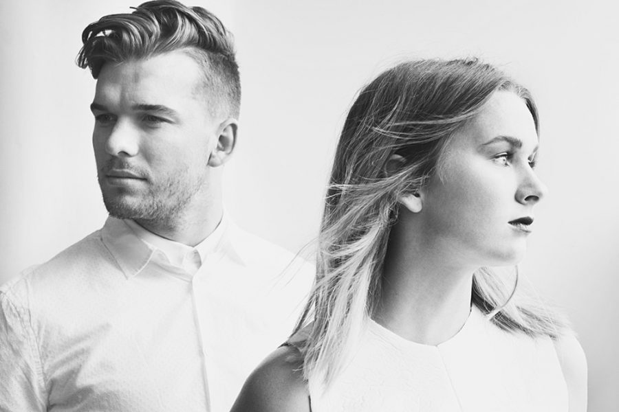 Broods create intimate, yet climatic show