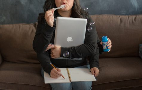 Technological multitasking fosters dopamine addiction