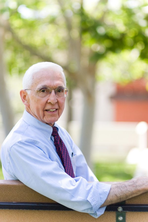 The death of co-professor and author Robert L. Saucy leaves behind a legacy after working at Talbot for 54 years. | Photo courtesy Biola University