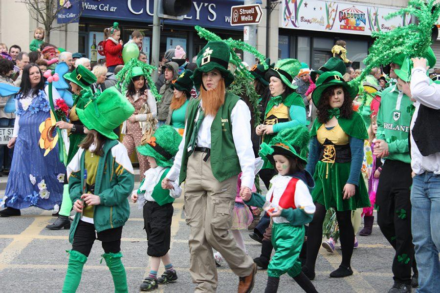 Celebrate St. Paddy's