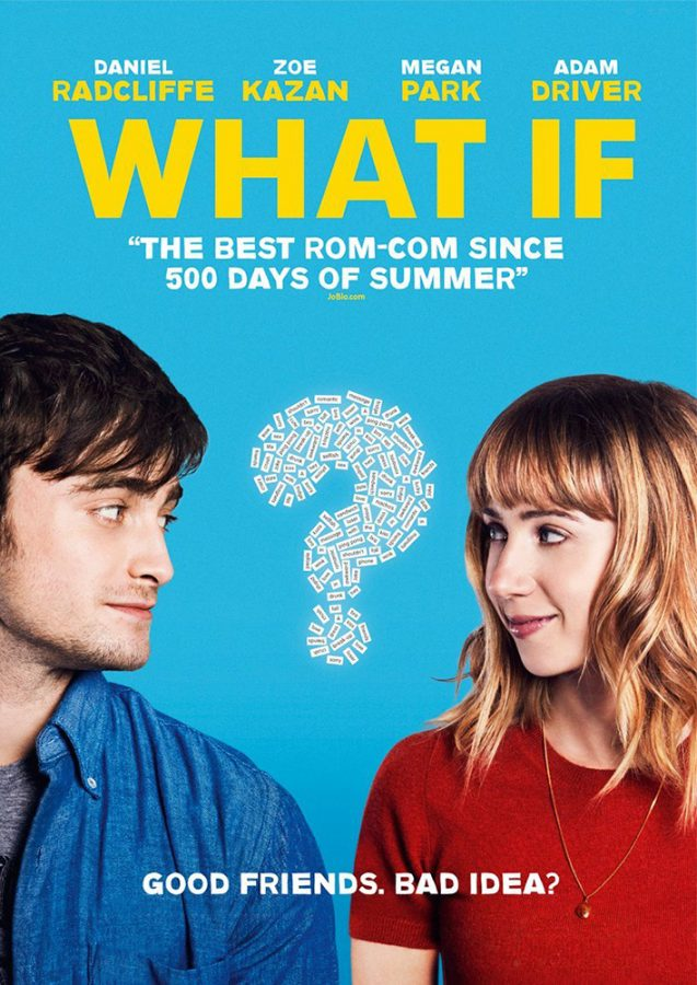 'What If' overflows with charm and sincerity