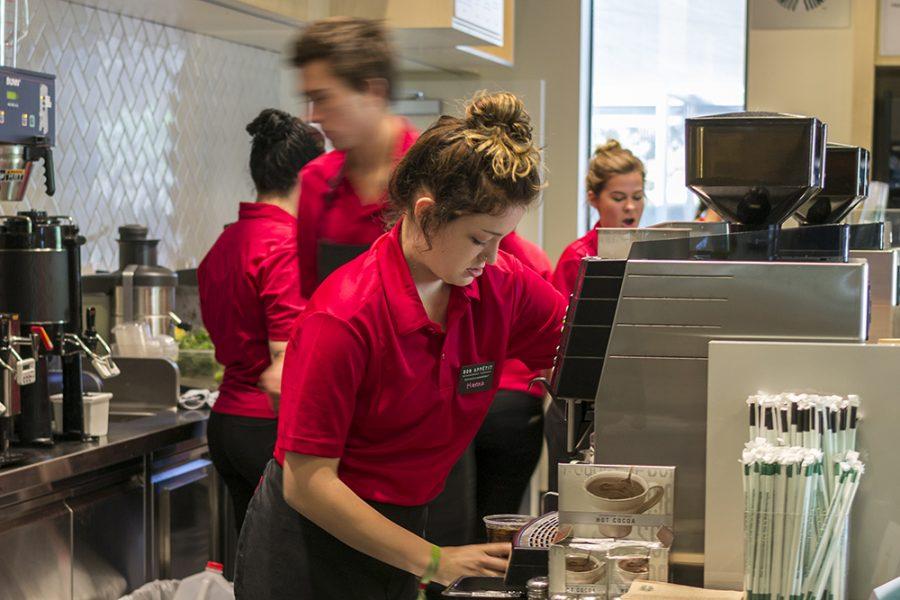 Cafe opening kickstarts eatery renovations