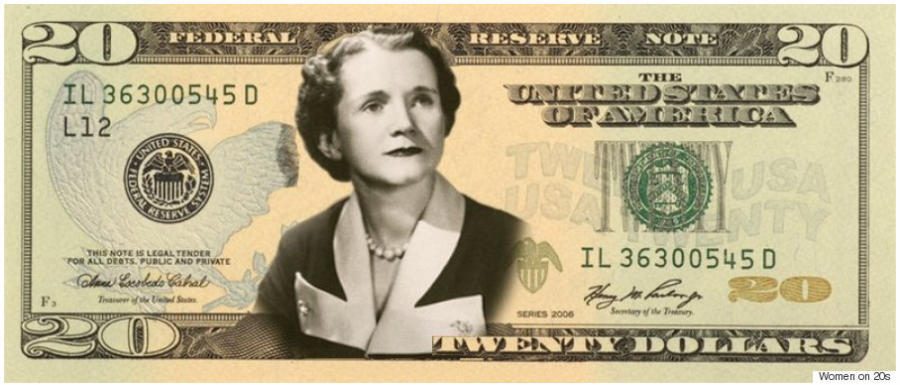 Fight for equal gender representation on currency