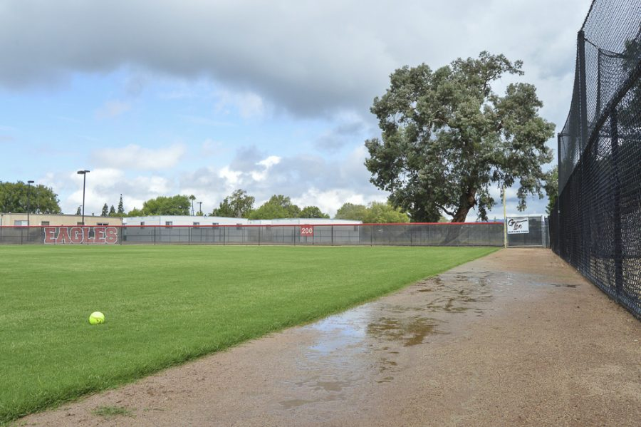 Freedom Field receives renovations