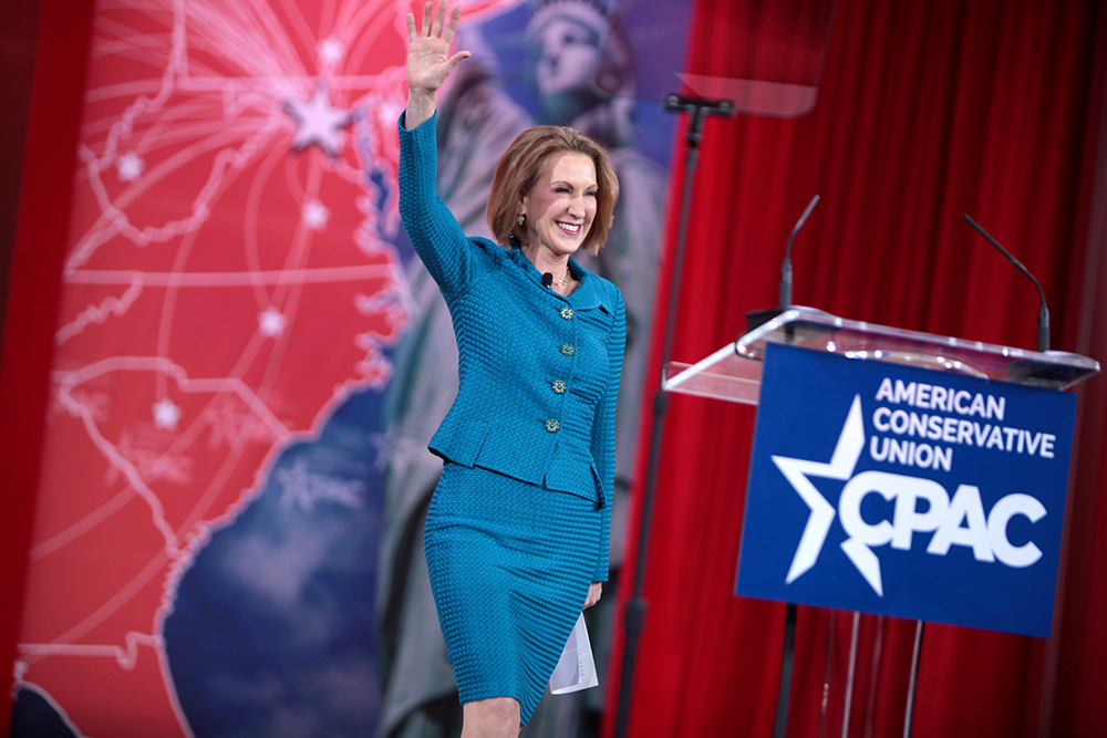 Fiorina restores faith in GOP