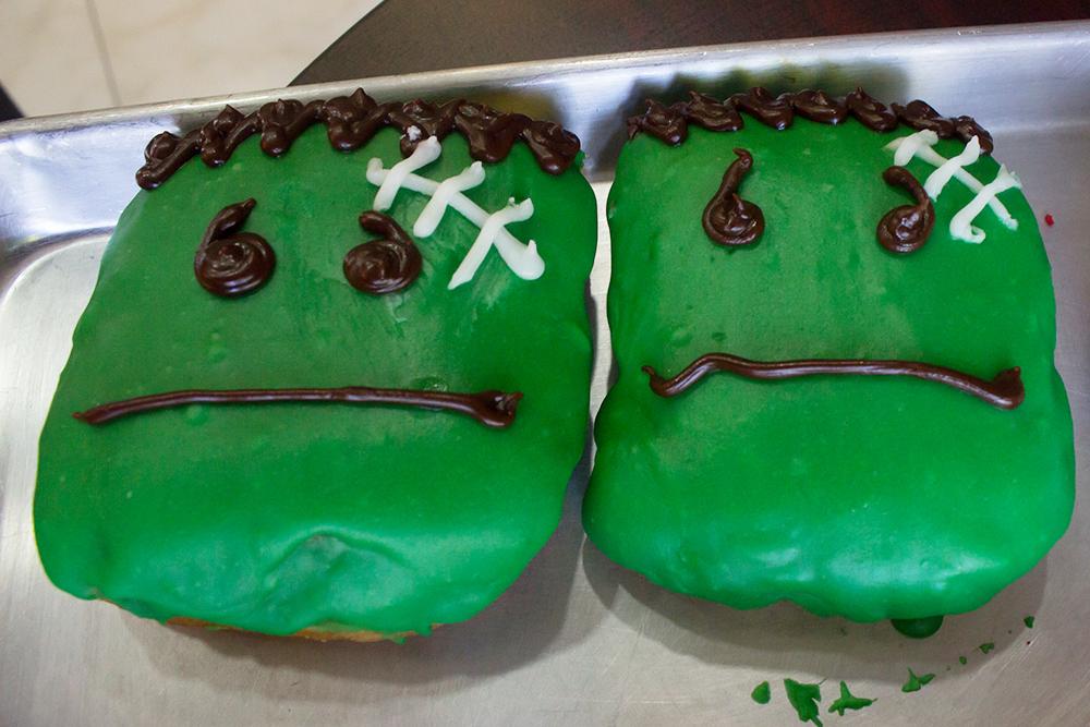 Donut apocalypse