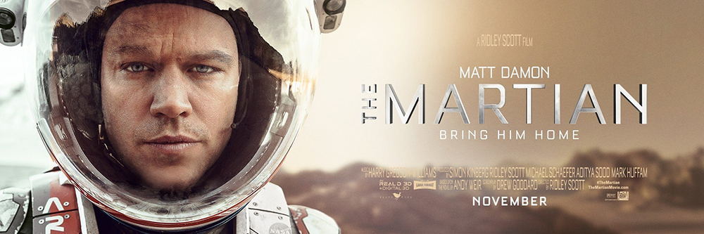"""""""The Martian"""" channels joy of discovery"""