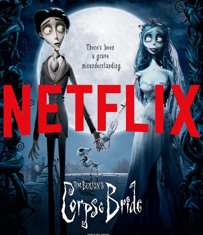 """Happy horror in """"Corpse Bride"""" - The Chimes"""