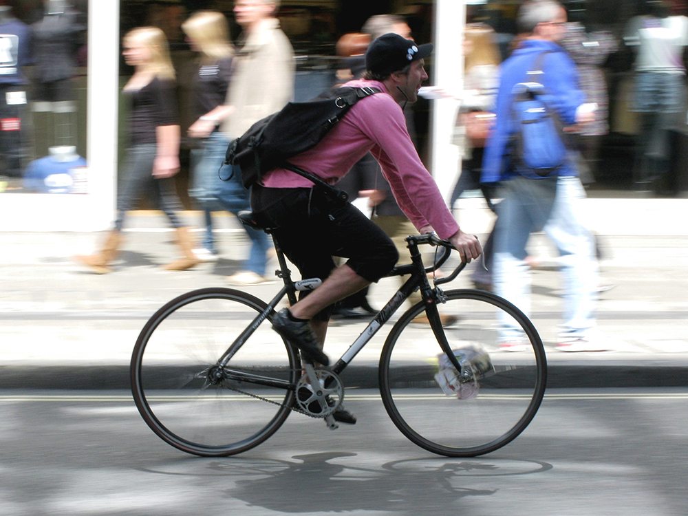 Cycling deserves its popularity
