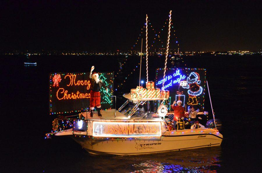 San Diego Christmas Lights.Kaleidoscopes Of Christmas Lights The Chimes