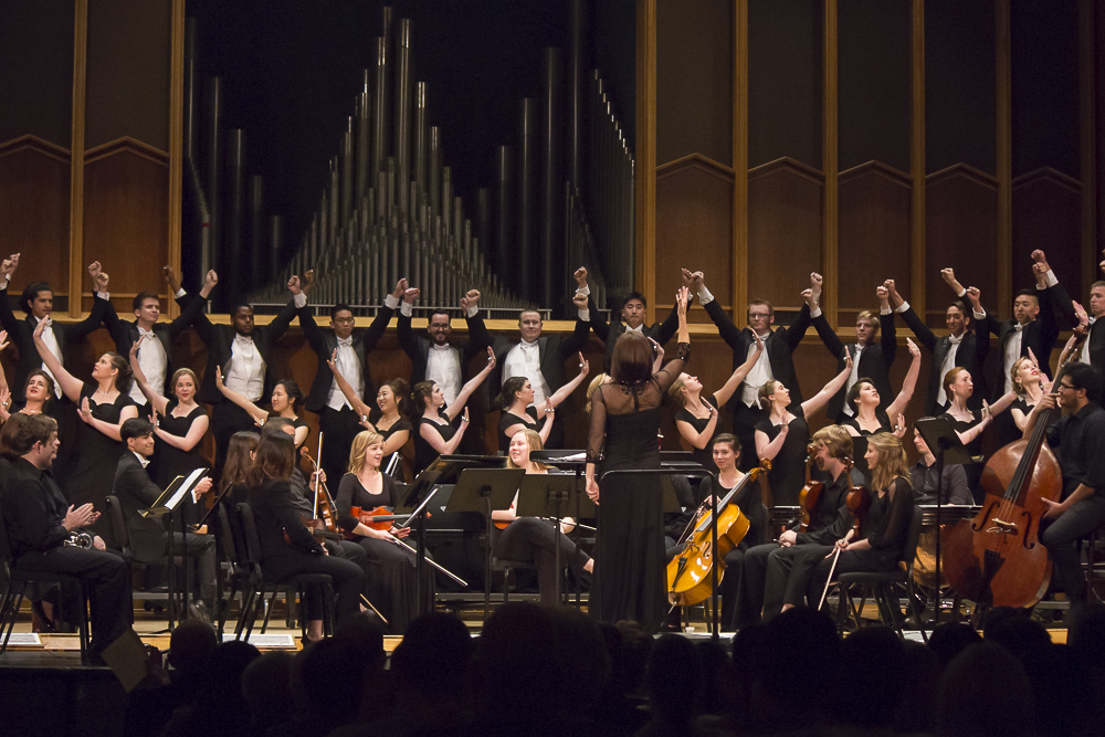 Biola Chorale selected to perform