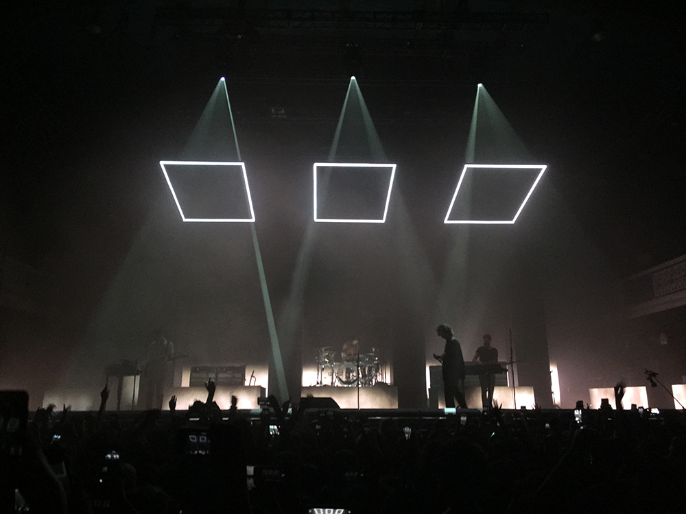 """The Sound"" of The 1975 stuns"