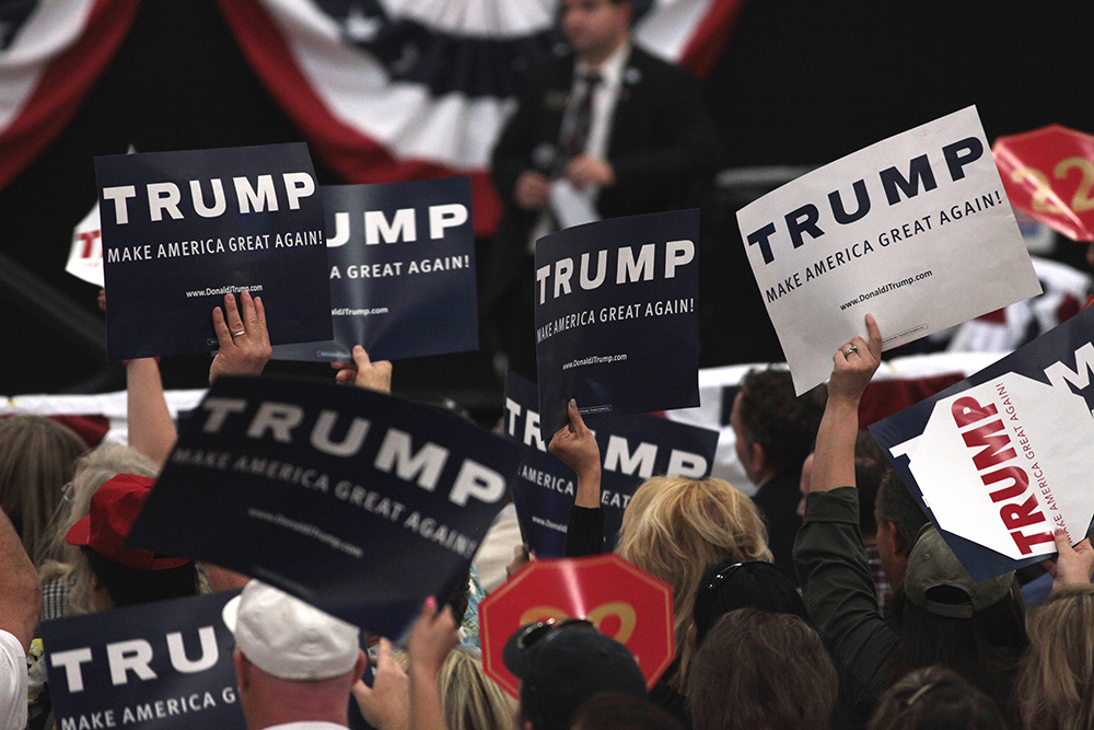 The disempowered and isolated vote for Trump