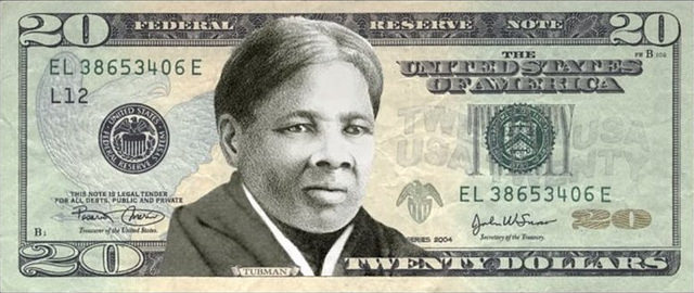 New $20 bill cheapens an American heroine