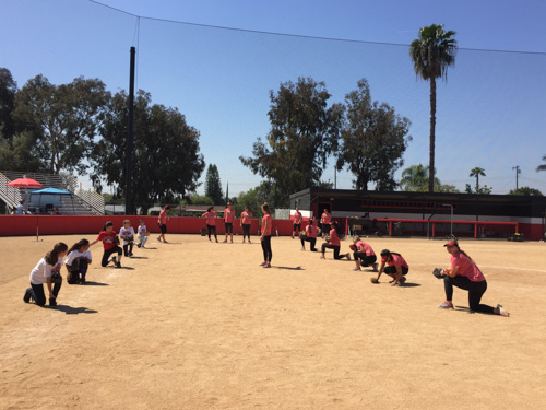 Sports camps abound for Biola
