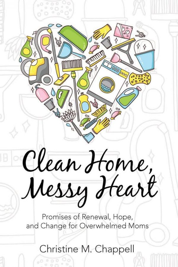 """""""Clean Home, Messy Heart"""" applies to any audience"""