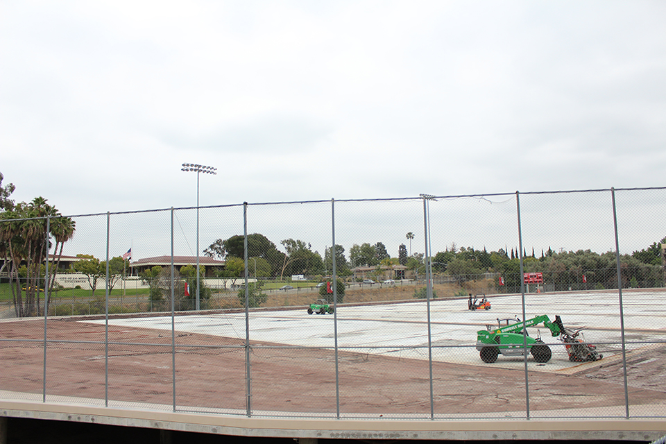 Improvements present new era for athletics
