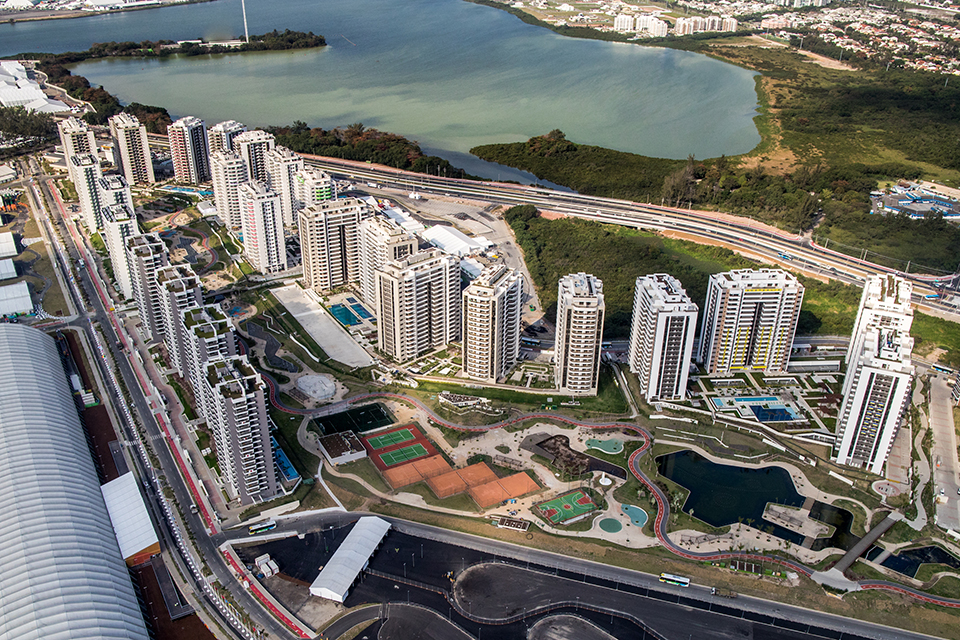 Rio Olympics continue to displace Brazilians and benefit the rich