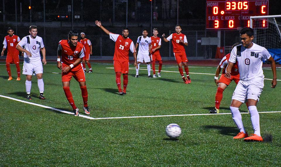 Miraculous prayer heals soccer player