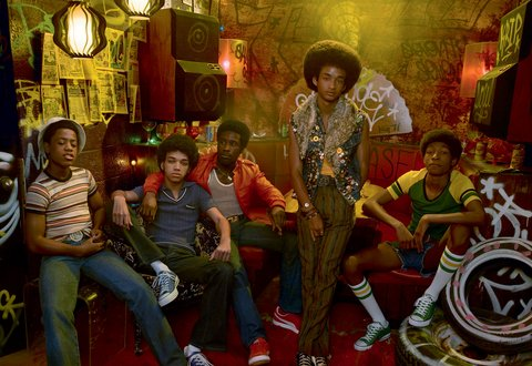 The Get Down: A 120 million dollar success