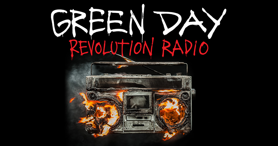 Green Day returns with an outrage anthem