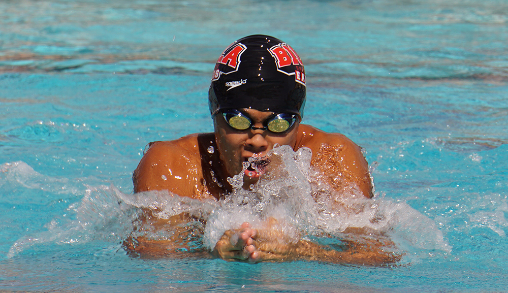 Chimes' Athlete of the Week: Swim & Dive's Raymond Kam