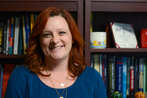 Get to know your faculty — Joy Qualls, chair of communication studies