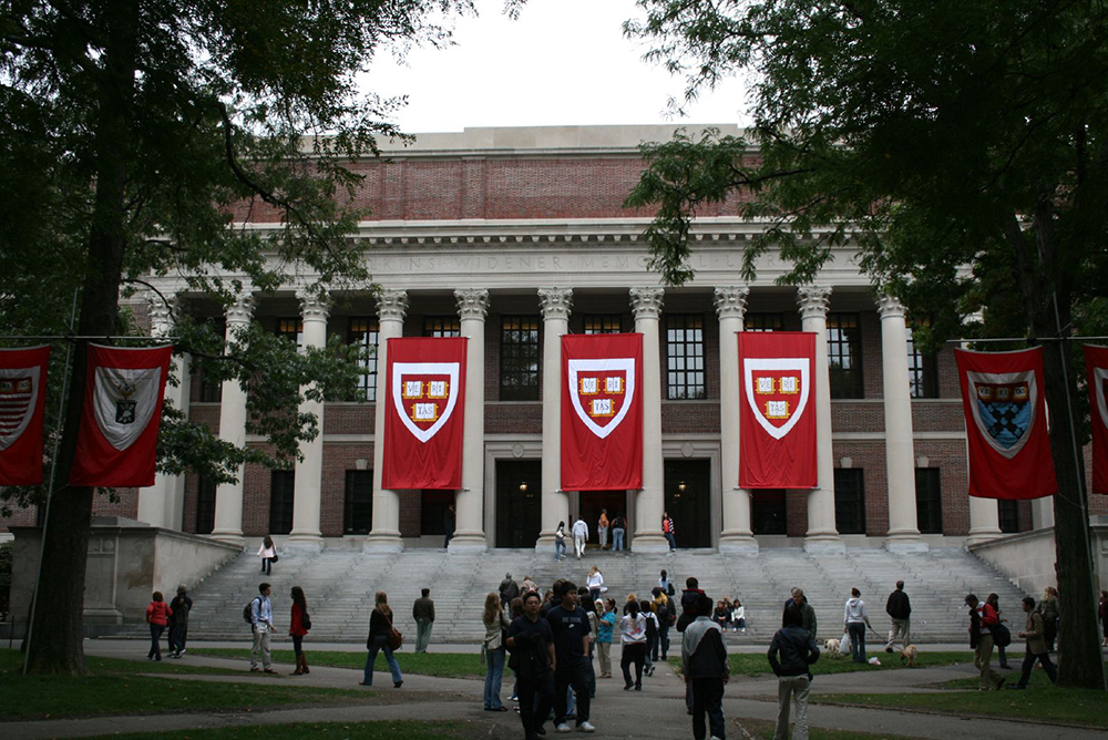 Harvard scandal reveals privilege and misogyny