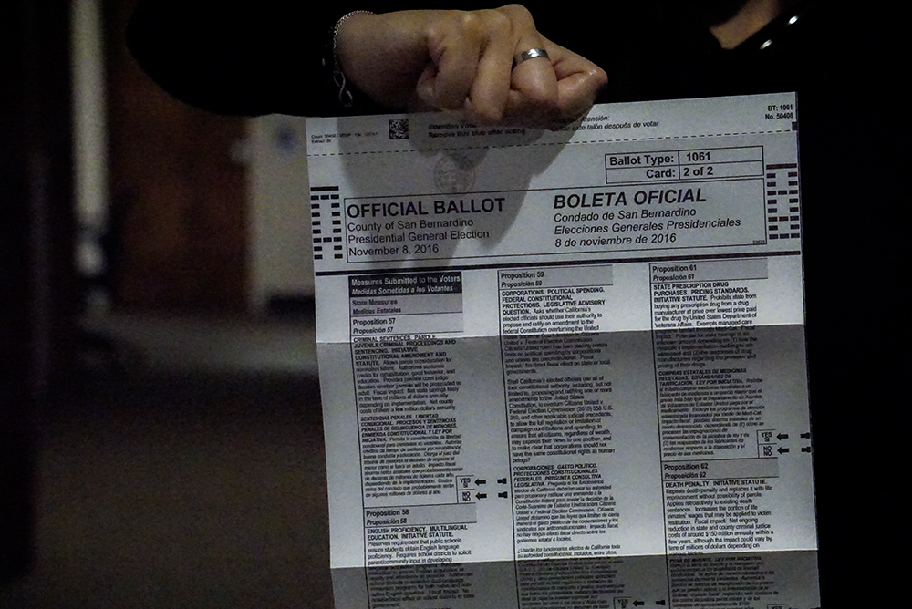 California propositions clarified