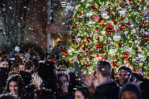 Biola shines for Christmas