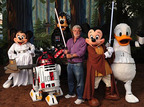 Loving Star Wars despite its destined fall