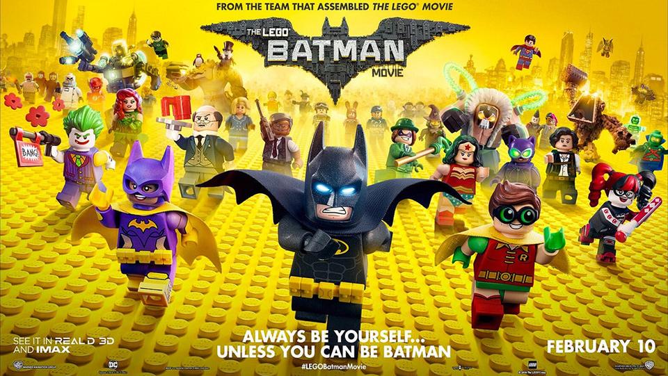 Batman spurs the Lego resurgence