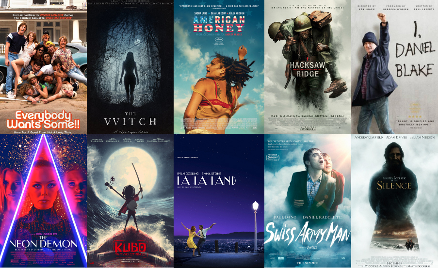 The Chimes' Top 50 Movies of 2016: 20-11