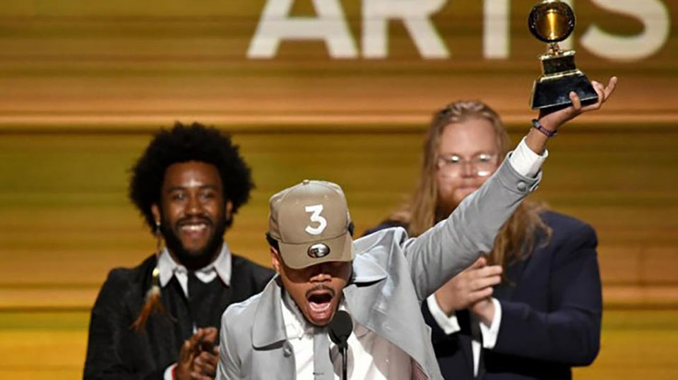 Chance the Rapper's Grammy performance endures