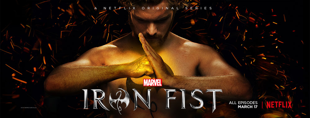 "Marvel's ""Iron Fist"" fails to hit the mark"