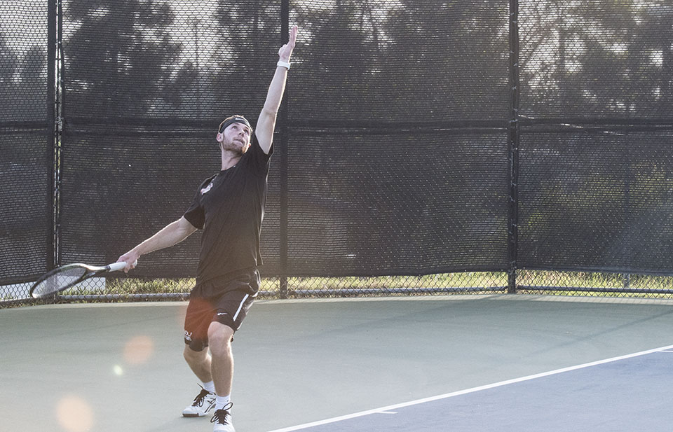 Finishes frustrate Biola tennis