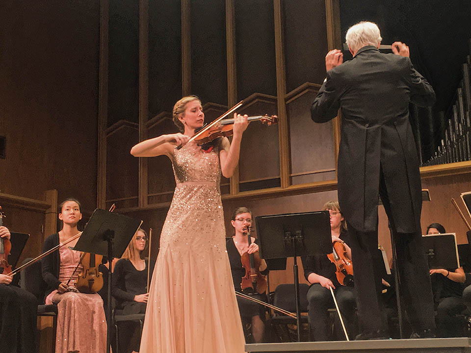 Biola's Symphony Orchestra takes listeners on a journey