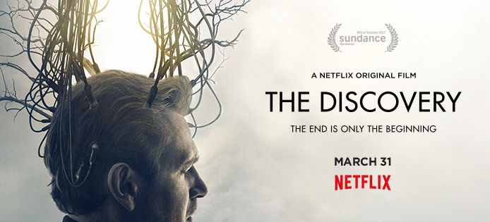 """The Discovery"" offers an intriguing take on the afterlife"